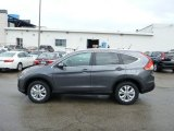 2013 Polished Metal Metallic Honda CR-V EX-L AWD #76499883