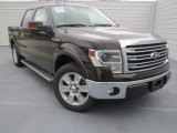 2013 Kodiak Brown Metallic Ford F150 XLT SuperCrew #76499612