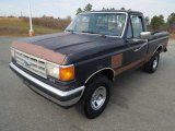 1988 Ford F150 XLT Lariat Regular Cab 4x4 Data, Info and Specs