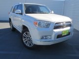 2013 Blizzard White Pearl Toyota 4Runner Limited #76564811