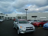 2011 Classic Silver Metallic Toyota RAV4 Limited #76565359