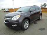 2013 Tungsten Metallic Chevrolet Equinox LT #76565130