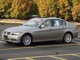 2008 Platinum Bronze Metallic BMW 3 Series 335xi Sedan #76564903
