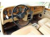 Rolls-Royce Silver Shadow II Interiors