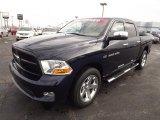 2012 True Blue Pearl Dodge Ram 1500 Express Crew Cab 4x4 #76564901