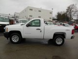 2013 Summit White Chevrolet Silverado 1500 Work Truck Regular Cab 4x4 #76565330