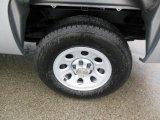 2013 Chevrolet Silverado 1500 Work Truck Crew Cab 4x4 Wheel