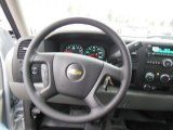 2013 Chevrolet Silverado 1500 Work Truck Crew Cab 4x4 Steering Wheel