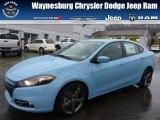 2013 Laguna Blue Dodge Dart Rallye #76564784