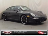 2008 Black Porsche 911 Carrera S Coupe #76564889