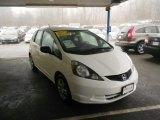 2011 Taffeta White Honda Fit  #76564998