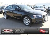 2013 Brilliant Black Audi A4 2.0T Sedan #76564885