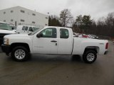 2012 Chevrolet Silverado 1500 Work Truck Extended Cab 4x4