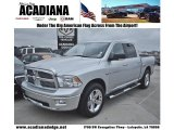 2012 Bright Silver Metallic Dodge Ram 1500 Big Horn Crew Cab #76564770