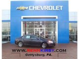 2008 Imperial Blue Metallic Chevrolet Malibu LT Sedan #76564989