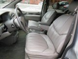 2000 Chrysler Town & Country Limited Front Seat