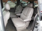 2000 Chrysler Town & Country Limited Rear Seat