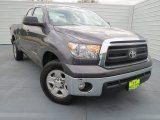 2011 Magnetic Gray Metallic Toyota Tundra Double Cab #76564830