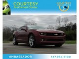 2010 Red Jewel Tintcoat Chevrolet Camaro LT/RS Coupe #76565050