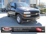 2002 Onyx Black Chevrolet Tahoe Z71 4x4 #76565172