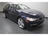 2012 Imperial Blue Metallic BMW 3 Series 335i Sedan #76564969