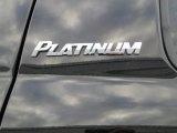 2010 Toyota Tundra Platinum CrewMax 4x4 Marks and Logos