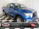 2010 Blue Streak Metallic Toyota Tundra Double Cab #76565047