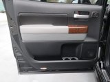 2010 Toyota Tundra Platinum CrewMax 4x4 Door Panel