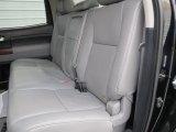2010 Toyota Tundra Platinum CrewMax 4x4 Rear Seat