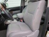 2010 Toyota Tundra Platinum CrewMax 4x4 Front Seat