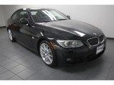 2012 Black Sapphire Metallic BMW 3 Series 335i Coupe #76564968