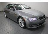 2011 Space Gray Metallic BMW 3 Series 335i Coupe #76564964