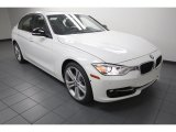 2013 Alpine White BMW 3 Series 335i Sedan #76564955