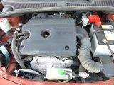 2007 Suzuki SX4 Engines
