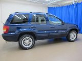 2002 Jeep Grand Cherokee Patriot Blue Pearlcoat