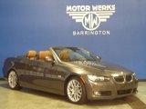 2010 Mojave Brown Metallic BMW 3 Series 328i Convertible #76624068