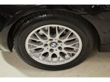 BMW Z3 2002 Wheels and Tires