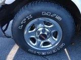 GMC Savana Van 2004 Wheels and Tires