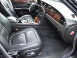 2009 Jaguar XJ Interiors