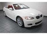 2010 Alpine White BMW 3 Series 335i Convertible #76624479