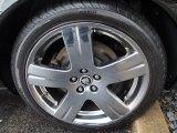 Jaguar XJ 2009 Wheels and Tires