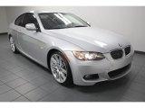 2010 Titanium Silver Metallic BMW 3 Series 335i Coupe #76624478
