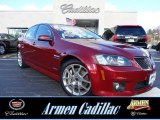 2009 Sport Red Metallic Pontiac G8 GXP #76624042