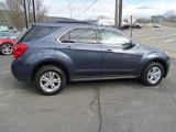 2013 Atlantis Blue Metallic Chevrolet Equinox LT AWD #76624139