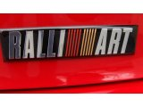 Mitsubishi Lancer 2004 Badges and Logos