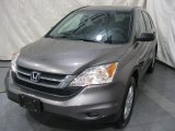 2011 Polished Metal Metallic Honda CR-V SE 4WD #76624559