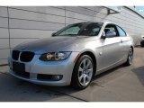 2010 Titanium Silver Metallic BMW 3 Series 328i xDrive Coupe #76624132