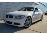 2010 Alpine White BMW 3 Series 335i Sedan #76624131