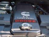 2007 Dodge Ram 3500 Laramie Quad Cab 4x4 Chassis 6.7 Liter OHV 24-Valve Turbo Diesel Inline 6 Cylinder Engine