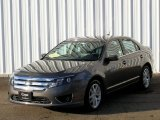 2011 Sterling Grey Metallic Ford Fusion SEL V6 #76624008